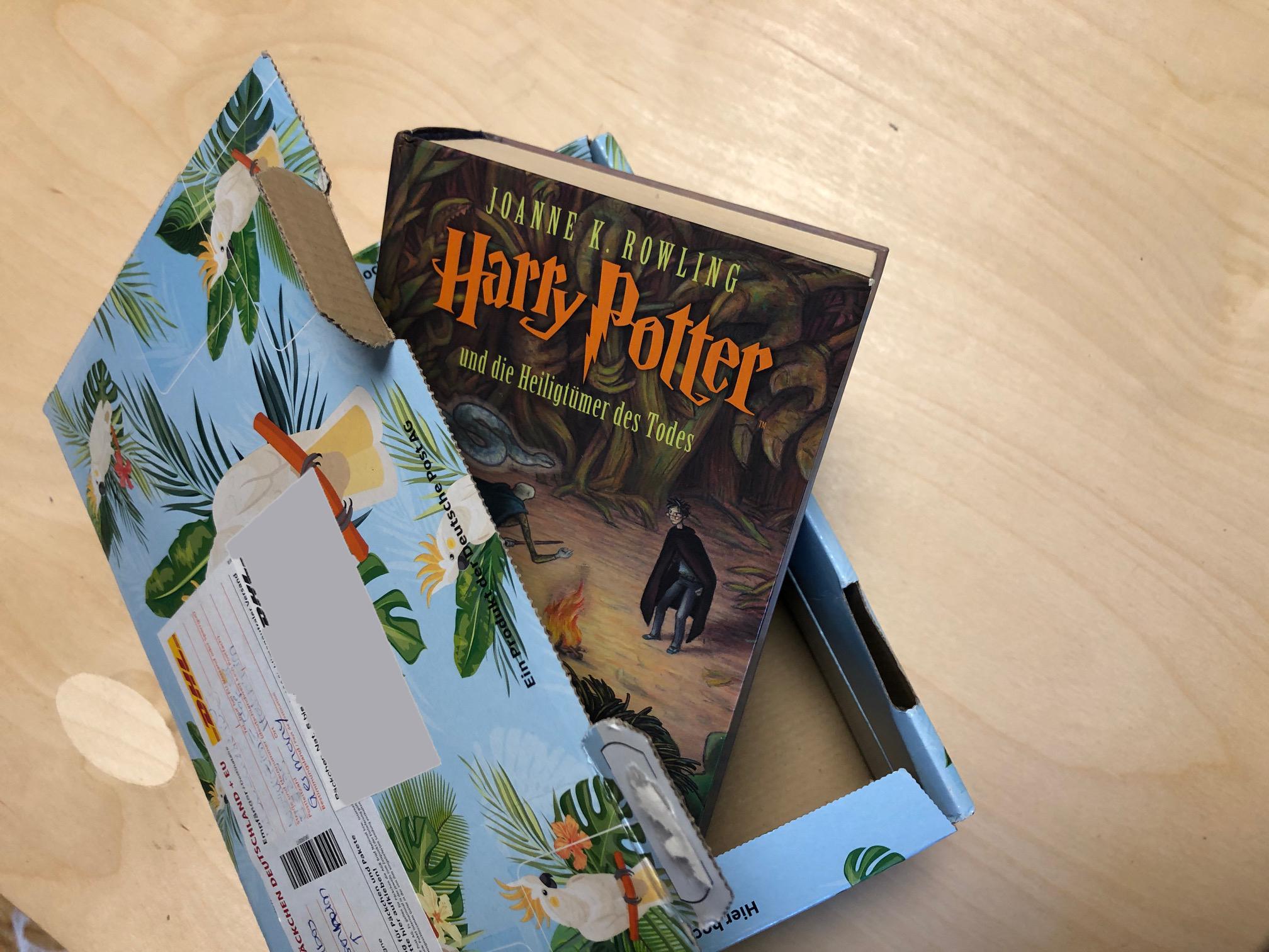 7 Platze Fur Harry Potter