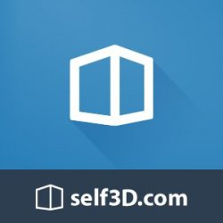 Logo von self3D Leogic GmbH & Co. KG