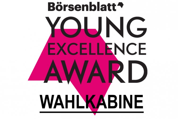 Logo des Börsenblatt Young Excellence Awards
